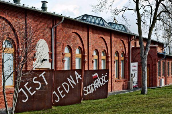 Gdańsk, Kolebka Solidarności Sala BHP w Stoczni Gdańskiej