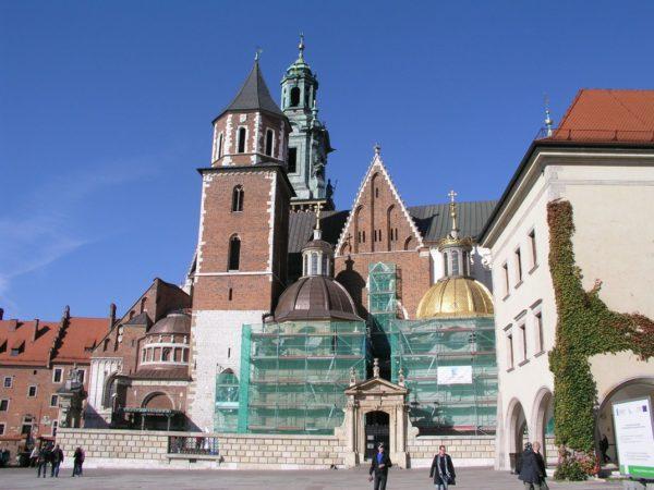 Kraków, Wawel, Wieża Zygmuntowska