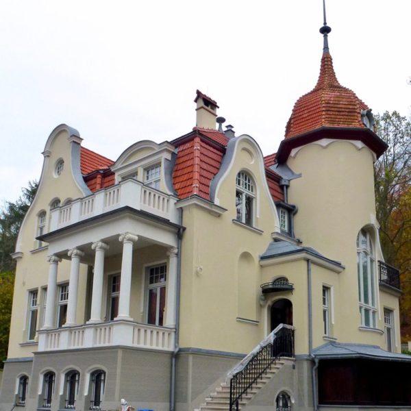 Gdańsk, Willa Kirsch, Jaśkowa Dolina 44